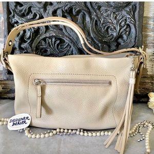 COACH East West Leather Shoulder Bag 2188 Camel